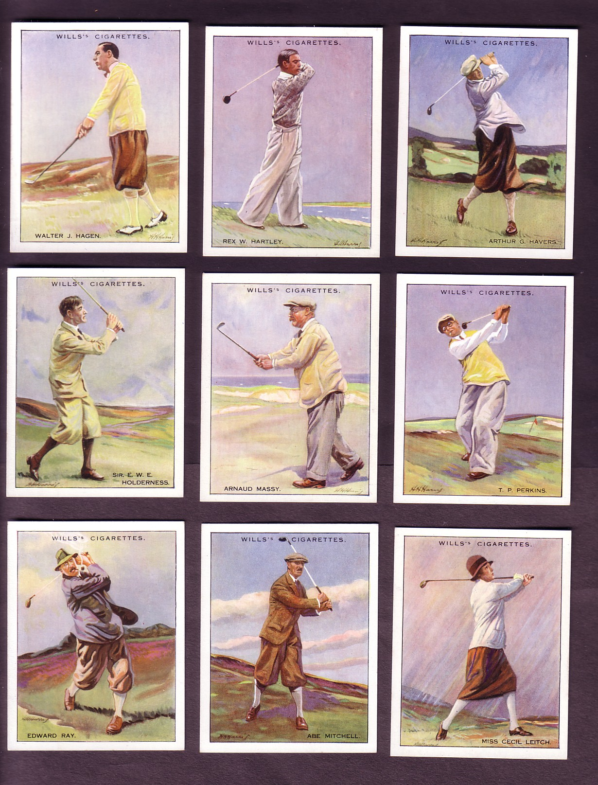 WILLS SET FAMOUS GOLFERS.jpg